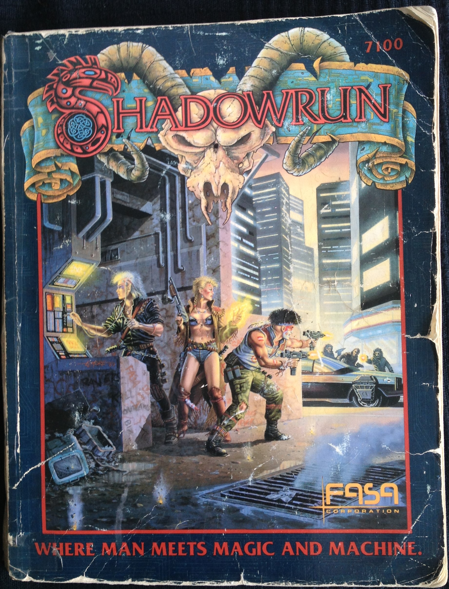 Shadowrun 1e