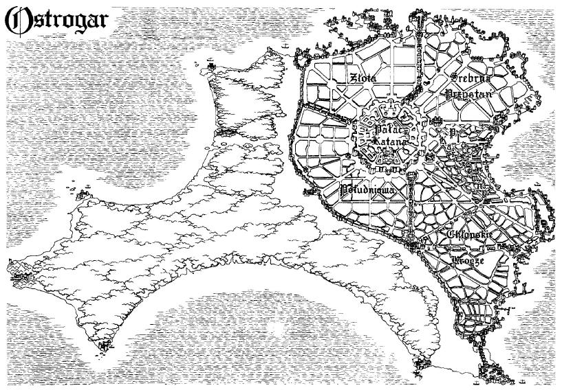 Ostrogar