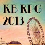 KB RPG 2013