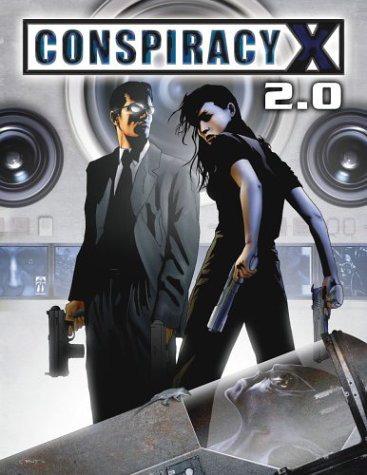 Conspiracy-X 2.0